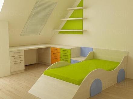 Мебели за детски стаи в София-Стрелбище - Г Т К Дизайн