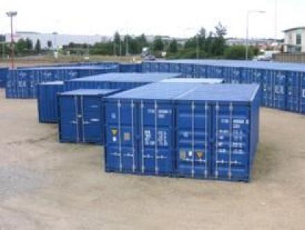 Морски контейнери в София-Суходол - Контайнекс