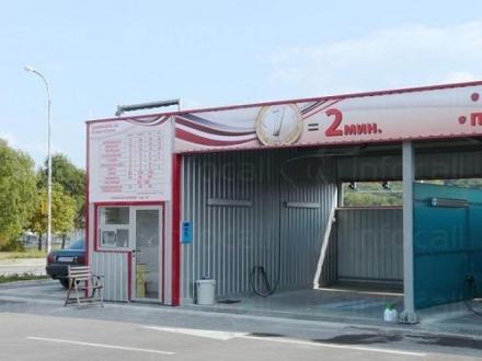 Оборудване за автомивки в София и Велико Търново - Даниан Инженеринг