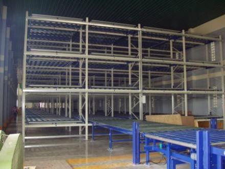 Оборудване за складове в Севлиево - НИН ТЕК ЕООД
