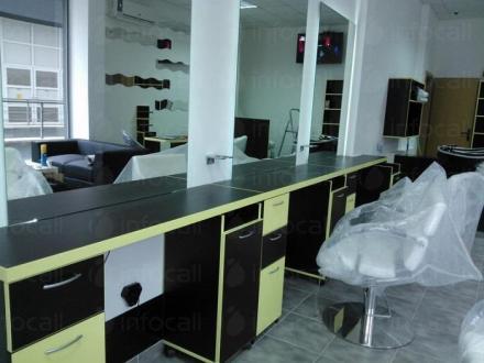 Обзавеждане за фризьорски салони в София - Кедър Мебел