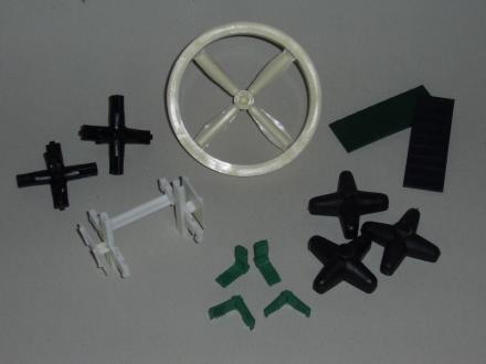 Пластмасови детайли - ОМЕГАПЛАСТ 92 ЕООД