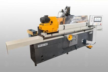 Плоскошлифовъчни машини в Асеновград - Завод за шлифовъчни машини АД