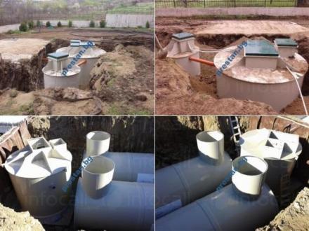 Пречиствателни станции за отпадъчни води в Бургас - Престан Комерс ООД
