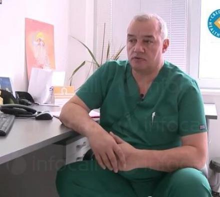 Професионален опит - Доктор Виктор Новачков