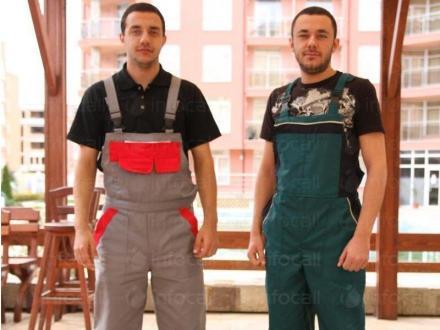 Работно облекло и униформи в Бургас - Булфеър МР ООД