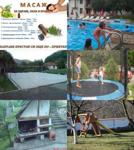 Развлечения предлагани от хотелски комплекс Край реката - Край реката