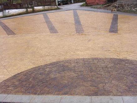Щампован бетон в Раковски-Пловдив - ЕМ Строй 2006 ЕООД