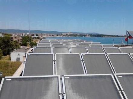 Слънчеви инсталации в Бургас-Възраждане - Екотерм Бургас