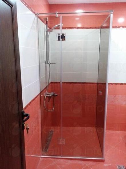 Стъклени душ кабини в София - Техно Глас БГ