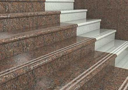 Стъпала от мрамор и гранит в София - Дими 91 Мрамор и гранит ООД