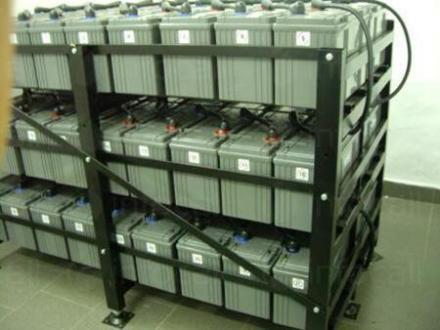 Стелажи и аксесоари за акумулаторни батерии в Перник - ВК Конверт ООД