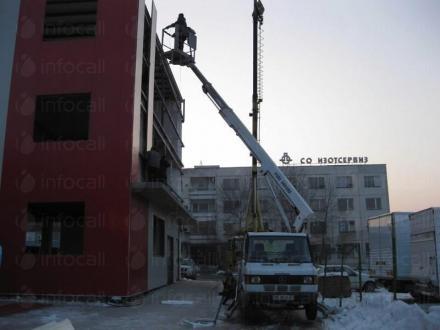 Строителни машини под наем в Пловдив - Техноконструкт ЕООД