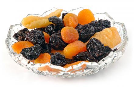 Сушени плодове - КАЙРЯКОВИ ООД