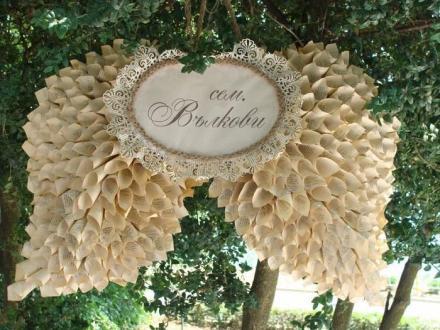 Сватбена декорация във Варна - Сватбена агенция Варна