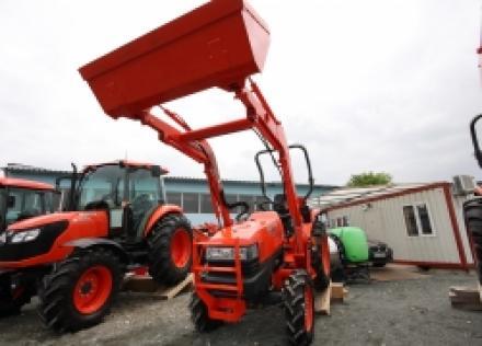 Трактор KUBOTA L 3200 - ТРАКБУЛ ЕООД