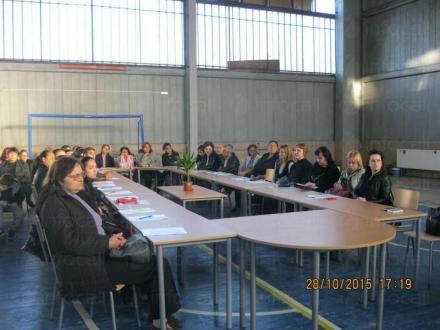Училищен екип - СУ Свети Климент Охридски Камен