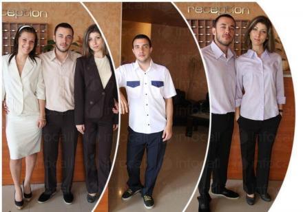 Униформи за хотели в Бургас - Булфеър МР ООД