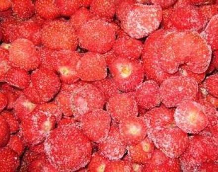 Замразени плодове в град Тутракан - Плодове и зеленчуци Тутракан
