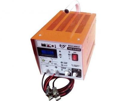 Зарядно устройство за стартерни батерии в Разград - Максимал ООД