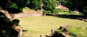 Амфитеатър в Хисаря