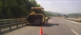 Асфалтиране на магистрали София