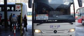 Автобуси под наем София-Сердика