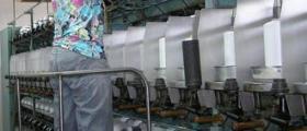Багрене на синтетични коприни в Ямбол