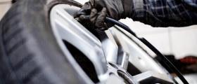 Баланс на гуми на леки и лекотоварни автомобили в Луковит