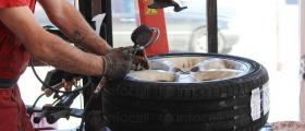 Баланс на гуми в София-Люлин