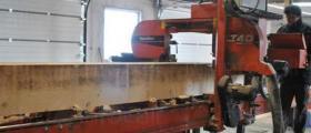 Дървопреработка в Стойките-Смолян - ГПК Борика