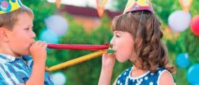 Детско парти с аниматор и клоун в София-Гео Милев