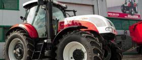 Дистрибуция селскостопанска техника