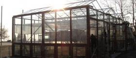 Доставка и изграждане на оранжерии в цялата страна