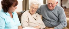 Ежедневни грижи за стари хора
