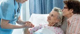 Ежедневни грижи за възрастни хора с физически увреждания