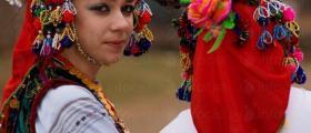 Фолклорен ритуал в Добрич