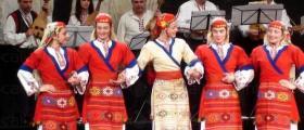Фолклорно пеене и танци в община Сливо поле