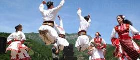 Фолклорно танцово изкуство в Горна Гращица-Кюстендил