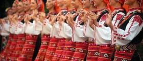 Формация фолклорни песни в област Шумен