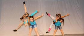 Формация модерен балет Star dance в Русе