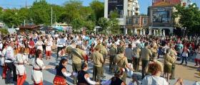 Формация за фолклорни песни и танци в Бургас