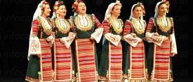 Формация за народни песни в област Разград