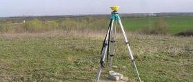 Геодезични измервания в град Силистра