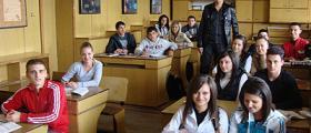 Гимназиално обучение след 8 клас Сандански