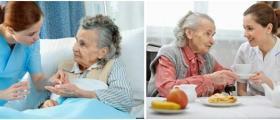 Грижи за неподвижни стари хора в Марково-Пловдив