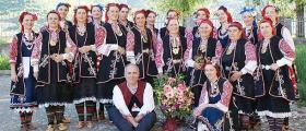 Група на Бистришките баби в Бистрица-Панчарево - НЧ Св. Цар Борис I - 1909 Бистрица