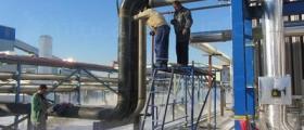 Изграждане на тръбопроводни системи в Търговище