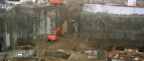Изкопни дейности в Самоков