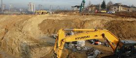 Изкопни дейности в Сапарева баня - СИМА ООД